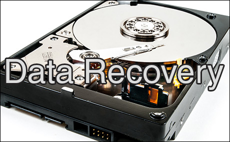 Data Recovery - Photo courtesy of William Warby